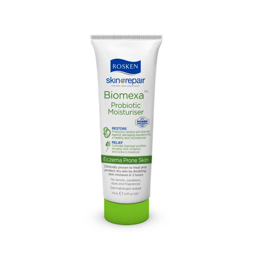 Rosken Biomexa™ Probiotic Moisturiser 75ml
