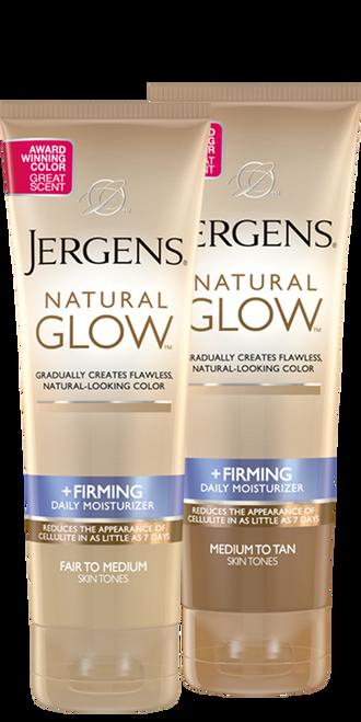 Natural Glow +Firming Daily Moisturiser 221ml
