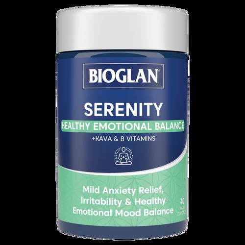 BIOGLAN Serenity capsules