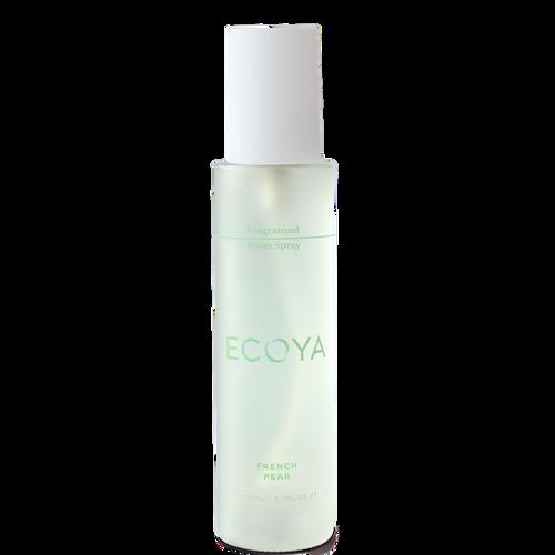 ECOYA French Pear Fragranced Room Spray