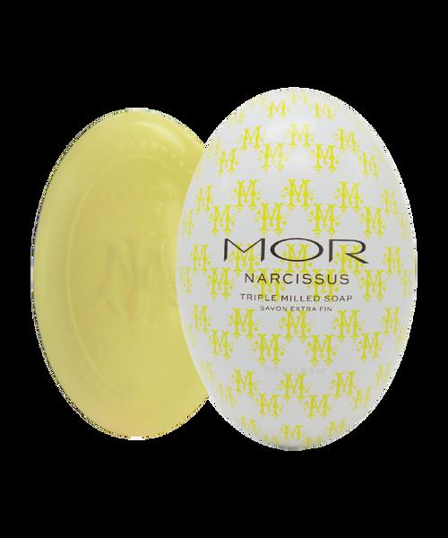 MOR Narcissus Triple Milled Soap