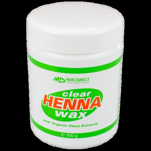 Marc Daniels Clear Henna Wax Treatment 500g