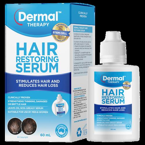 Dermal Therapy Hair Restoring Serum 60ml