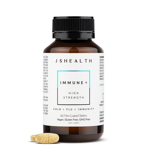 JS Health Immune + High Strength 60 tablets