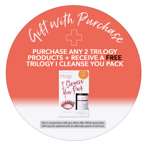 TRILOGY GIFT FOR PURCHASE