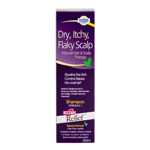 Hope's Relief Itchy Flaky Scalp Shampoo 200ml