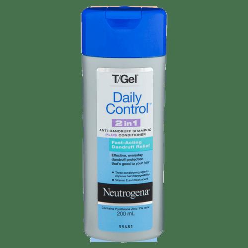 Neutrogena T/Gel Daily Control 2-in-1 200ml