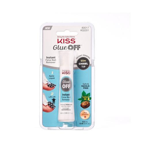 KISS Glue Off False Nail Remover 13.5ml