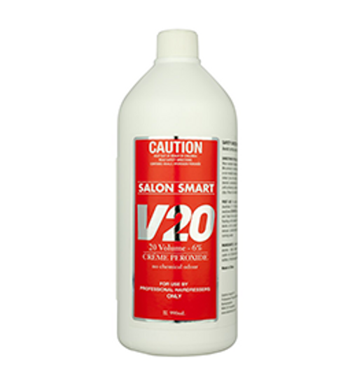 Salon Smart Creme Peroxide 20Vol (6%) 250ml