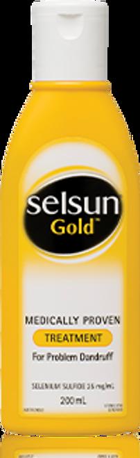 SELSUN Dandruff Treatment Shampoo 2.5%