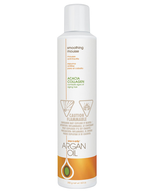 One 'N Only Argan Oil Smoothing Mousse 250g