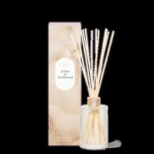 Circa Home Amber & Sandalwood Fragrance Diffuser 250ml