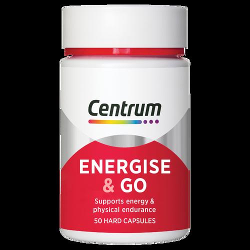 Centrum Energise & Go