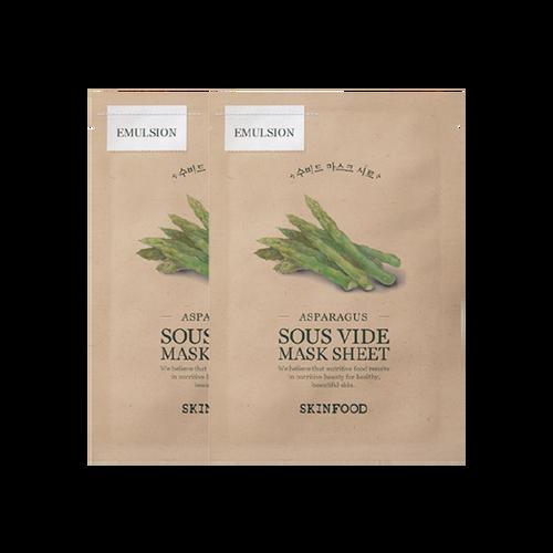 Skinfood Asparagus Sous Vide Sheet Mask 1 Pack