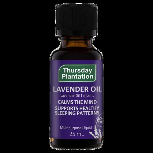 Thursday Plantation Lavender Oil Calming Multipurpose Liquid