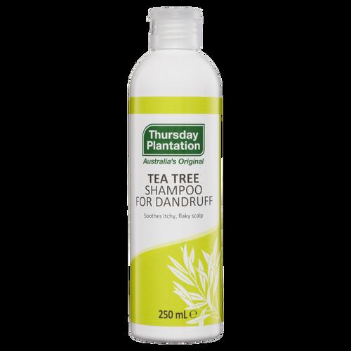 Thursday Plantation Tea Tree Shampoo for Dandruff 250ml