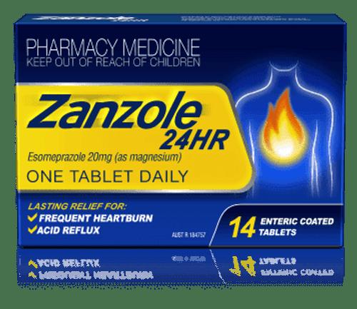 Zanzole24HR 20mg Tablets