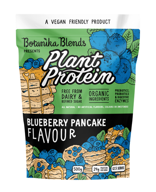 Botanika Blends Plant Protein Blueberry Pancake Flavour 40g