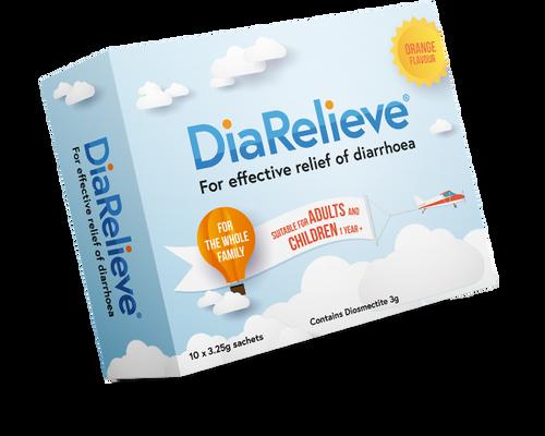 DiaRelieve® 3.25g 10 Sachets