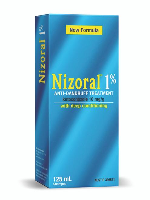 Nizoral 1% Anti Dandruff Treatment 125 ml