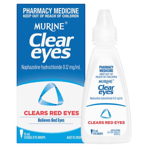 Murine Clear Eyes 15ml