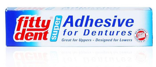 fittydent Super Denture Adhesive 40g