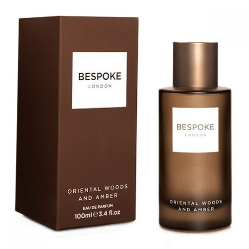 Bespoke Oriental Woods & Amber Eau De Parfum 100ml
