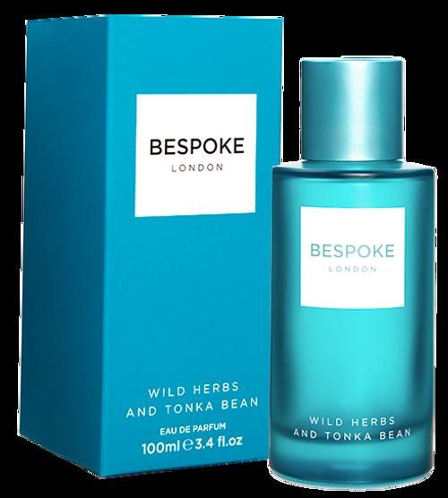 Bespoke Wild Herbs & Tonka Beans Eau De Parfum 100ml