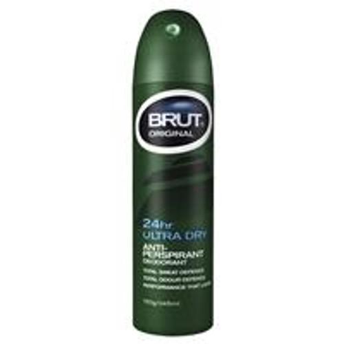 Brut Original Antiperspirant Deodorant Spray 150g
