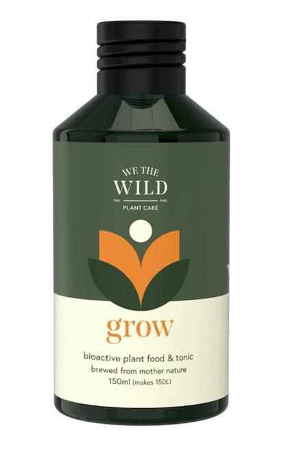 We The Wild Grow Plant Food & Tonic 150ml