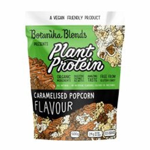 Plant Protein Caramelised Popcorn 500g