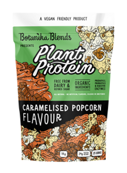Plant Protein Caramelised Popcorn 1kg