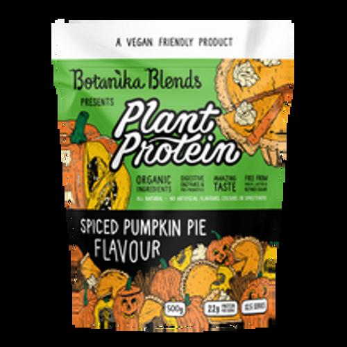 Botanika Blends Plant Protein Spiced Pumpkin Pie 500g
