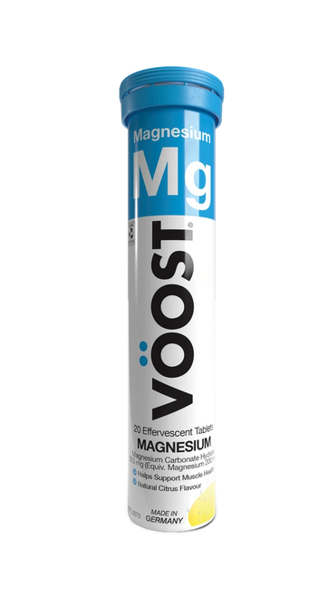 Magnesium Effervescent Tablets 20 Tablets