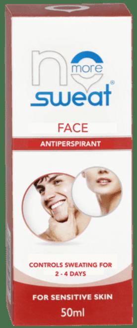No More Sweat Face Antiperspirant 50ml