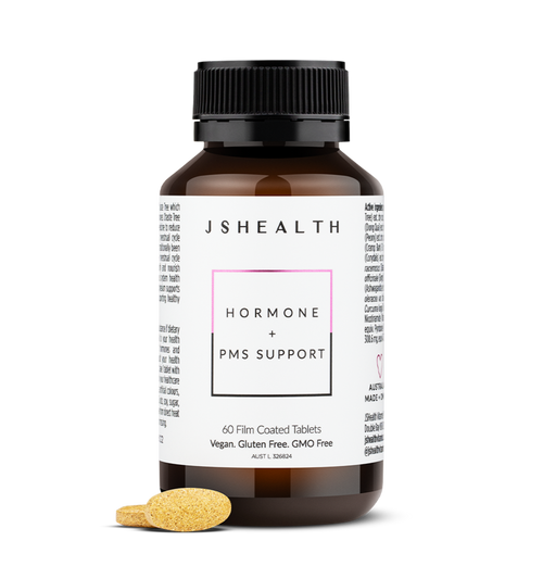 JSHealth Hormone + PMS Support 60 Tablets
