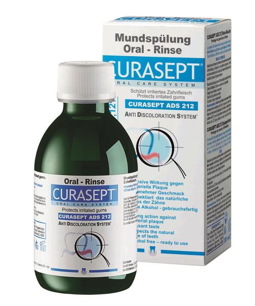 Curasept Chlorhexidine Mouth Rinse 0.12% 200ml