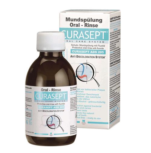 Curasept Chlorhexidine Mouth Rinse 0.05% 200ml