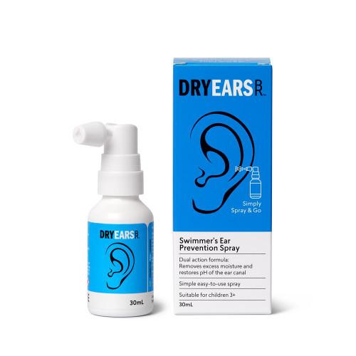 BioRevive DryEars Swimmer's Ear Prevention Spray 30ml