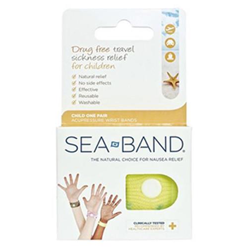 Sea Band Kids Travel Sickness Wristband