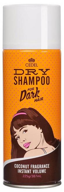 CEDEL Dry Shampoo 225g - Dark Hair