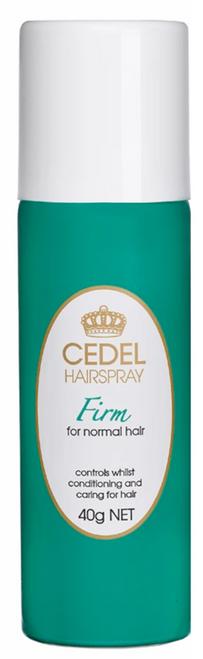 CEDEL Firm Hair Spray Purse Pack 40g