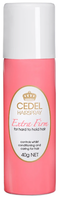 CEDEL Extra Firm Hair Spray Purse Pack 40g