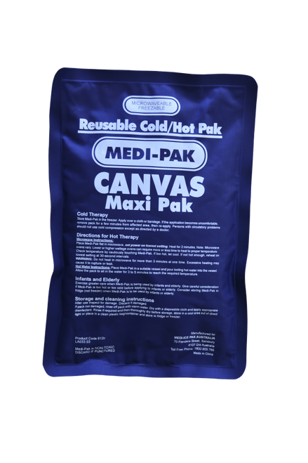 Medi-Pak Canvas Cold/Hot Pak - Large