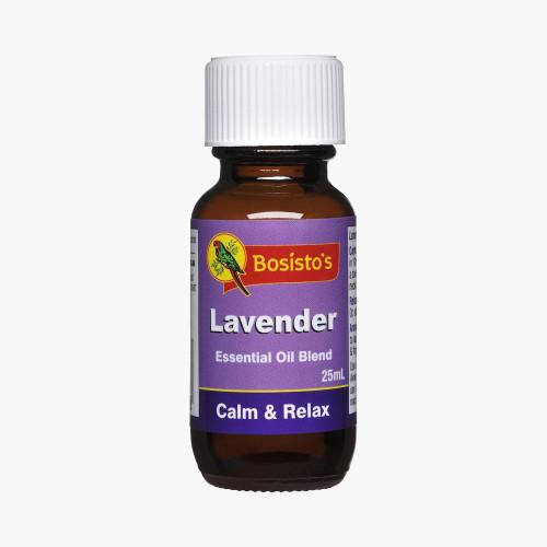 Bosistos Lavender Essential Oil Blend 25ml