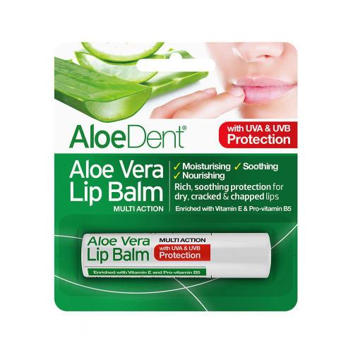 Optima AloeDent® Aloe Vera Lip Balm 4g