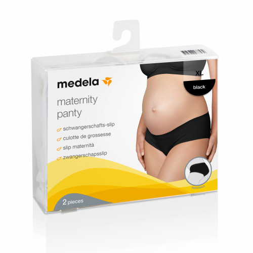 Medela Maternity Panty Black - Extra Large