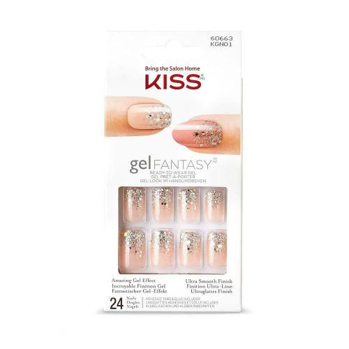 KISS Gel Fantasy Nails - Fanciful