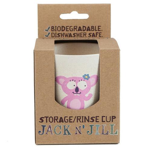 Jack N Jill Storage + Rinse Cup Koala