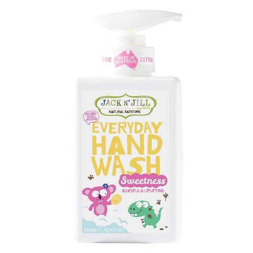 Jack N Jill Everyday Hand Wash Sweetness 300ml